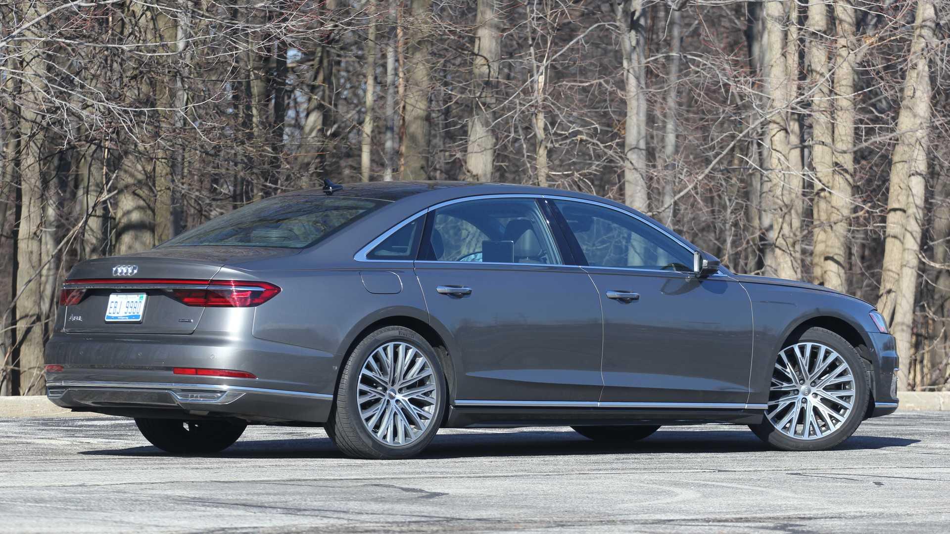 Audi A8 – JM Auto Leasing